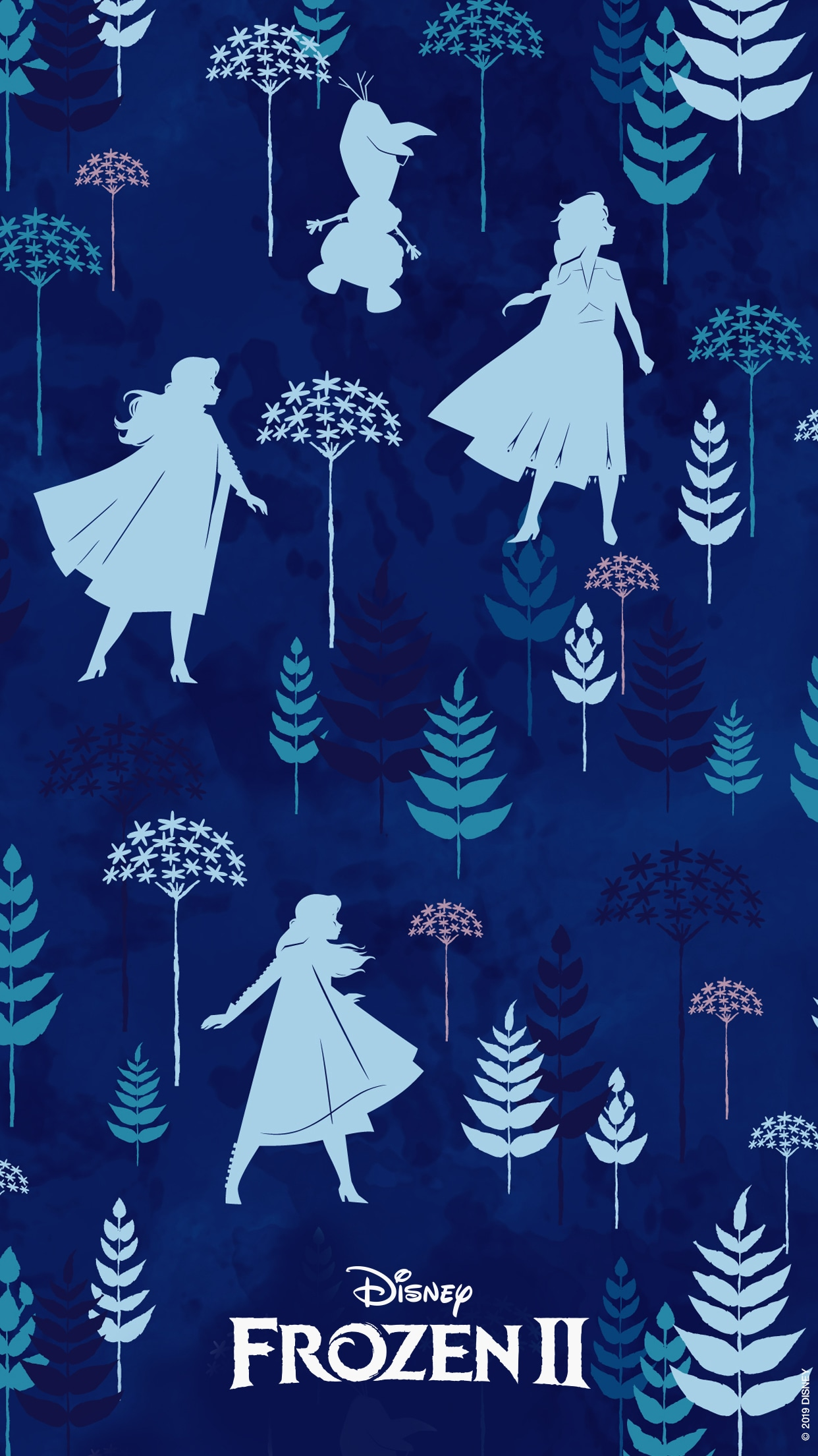 These Disneys Frozen 2 Mobile Wallpapers Will Put You In A