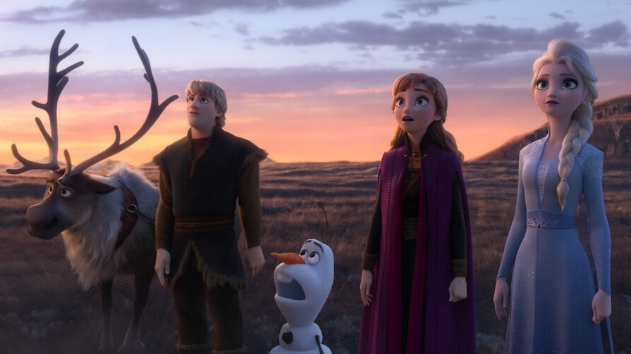 A Behind-the-Scenes Look into the Animation of Frozen 2