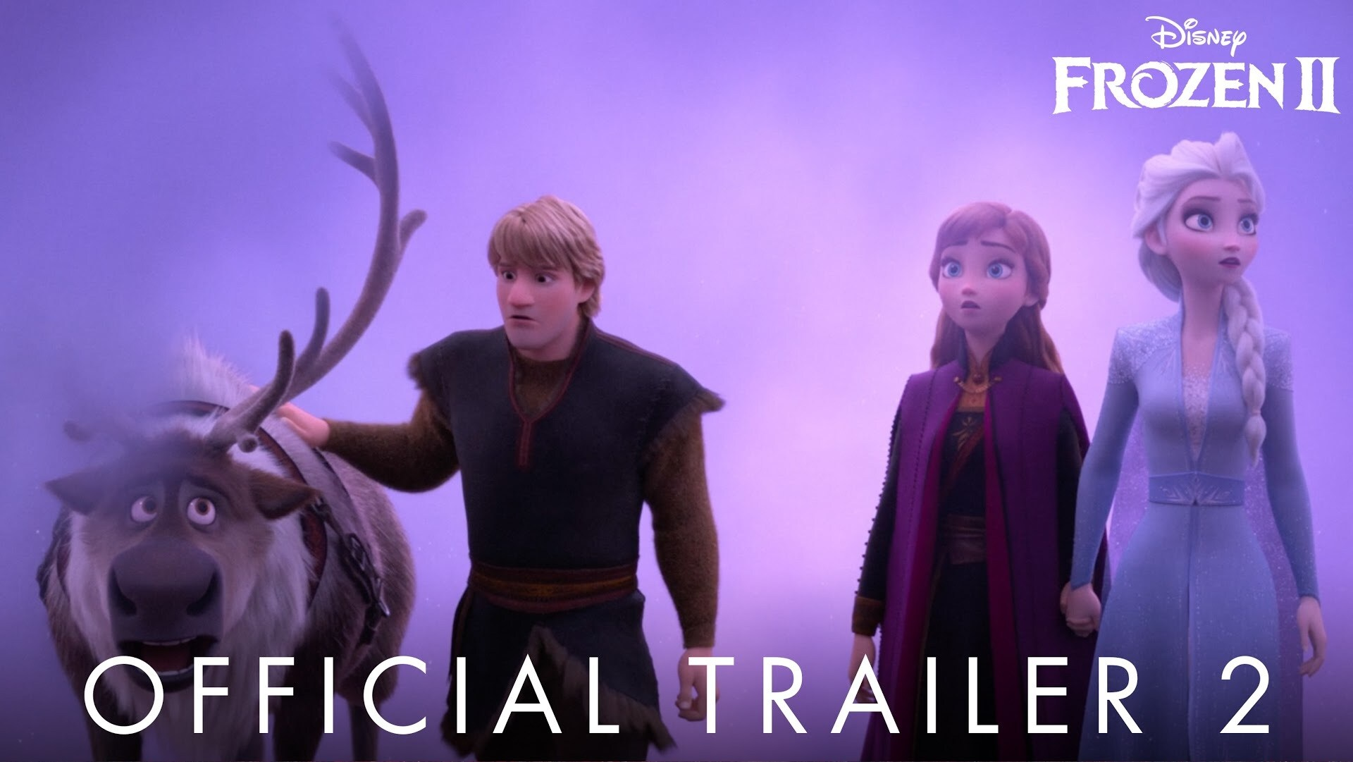 Frozen 2: Official Trailer 2