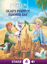 Frozen: Anna & Elsa: Olaf's Perfect Summer Day