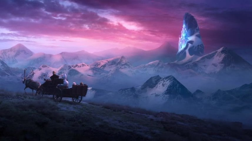 Trailer 3 de Frozen 2 - O Reino do Gelo