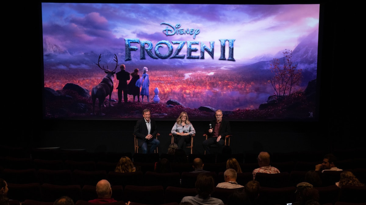 5 Things We Learned From Chatting with the Filmmakers of Frozen 2