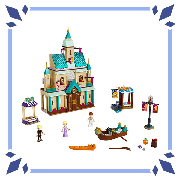 Arendelle Castle Village Set