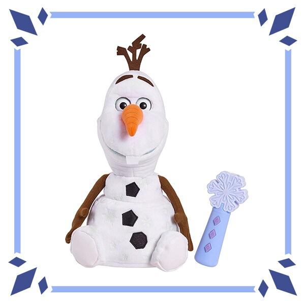 Follow Me Olaf Plush