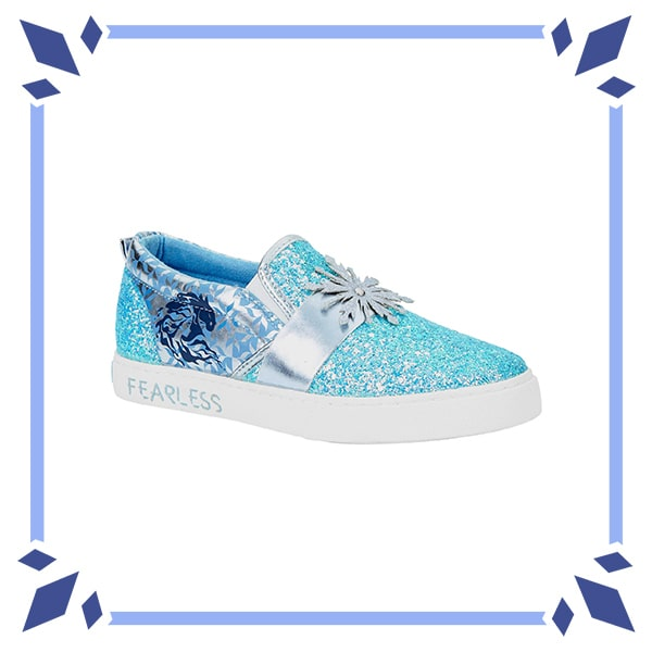 Frozen 2 Slip-On Sneakers