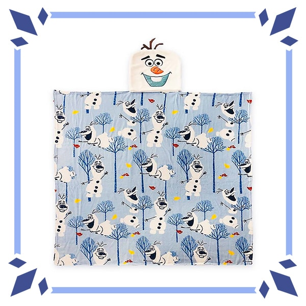 Olaf Convertible Fleece Throw