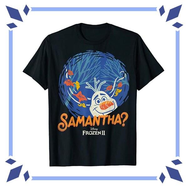 Olaf Samantha T-Shirt