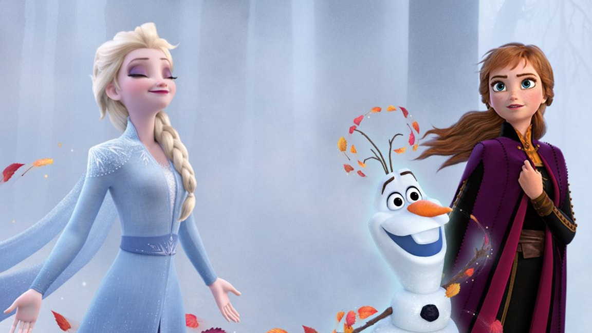 Colorea, juega y diviértete con tus personajes favoritos de Frozen