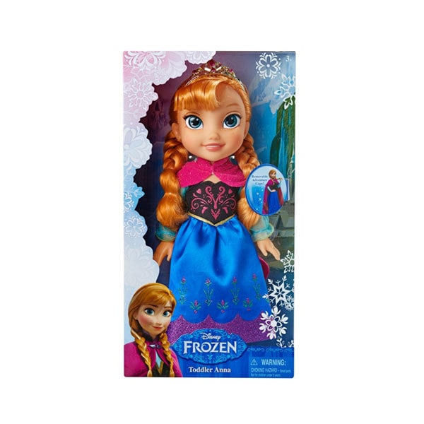 Disney Frozen ตุ๊กตา Toddler Anna Dolls