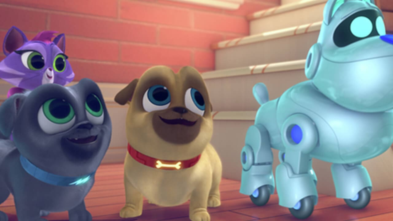 Puppy Dog Pals showcase image 2