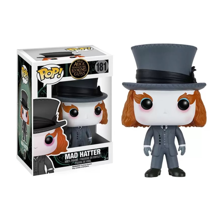 Funko Pop Disney: Alice Through the Looking Glass - Mad Hatter