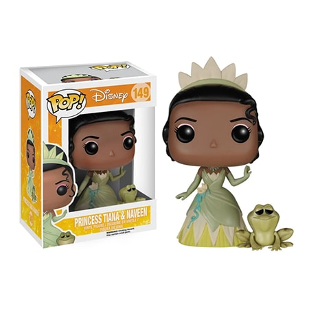 Funko Pop Disney: The Princess & The Frog