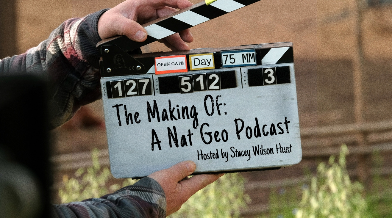 THE MAKING OF FYC BANNER