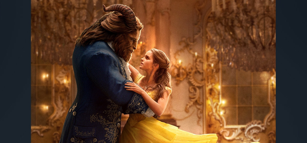beauty and the beast disney movies