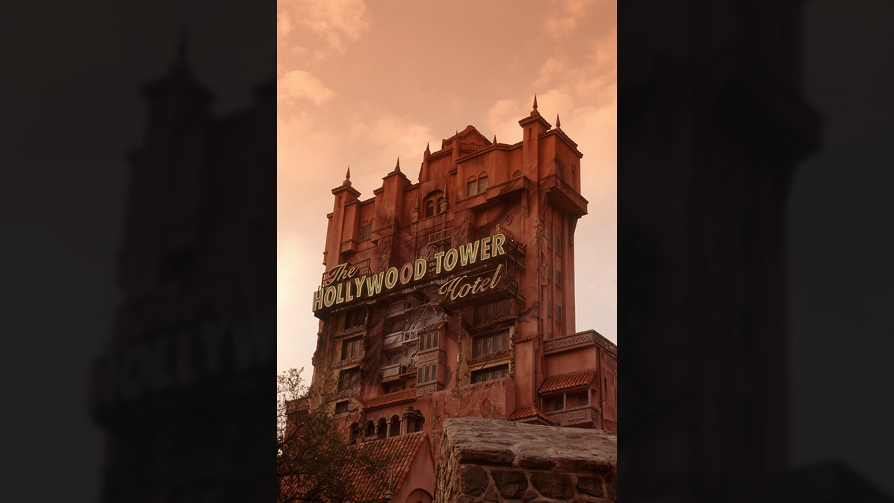 Image of The Hollywood Tower.