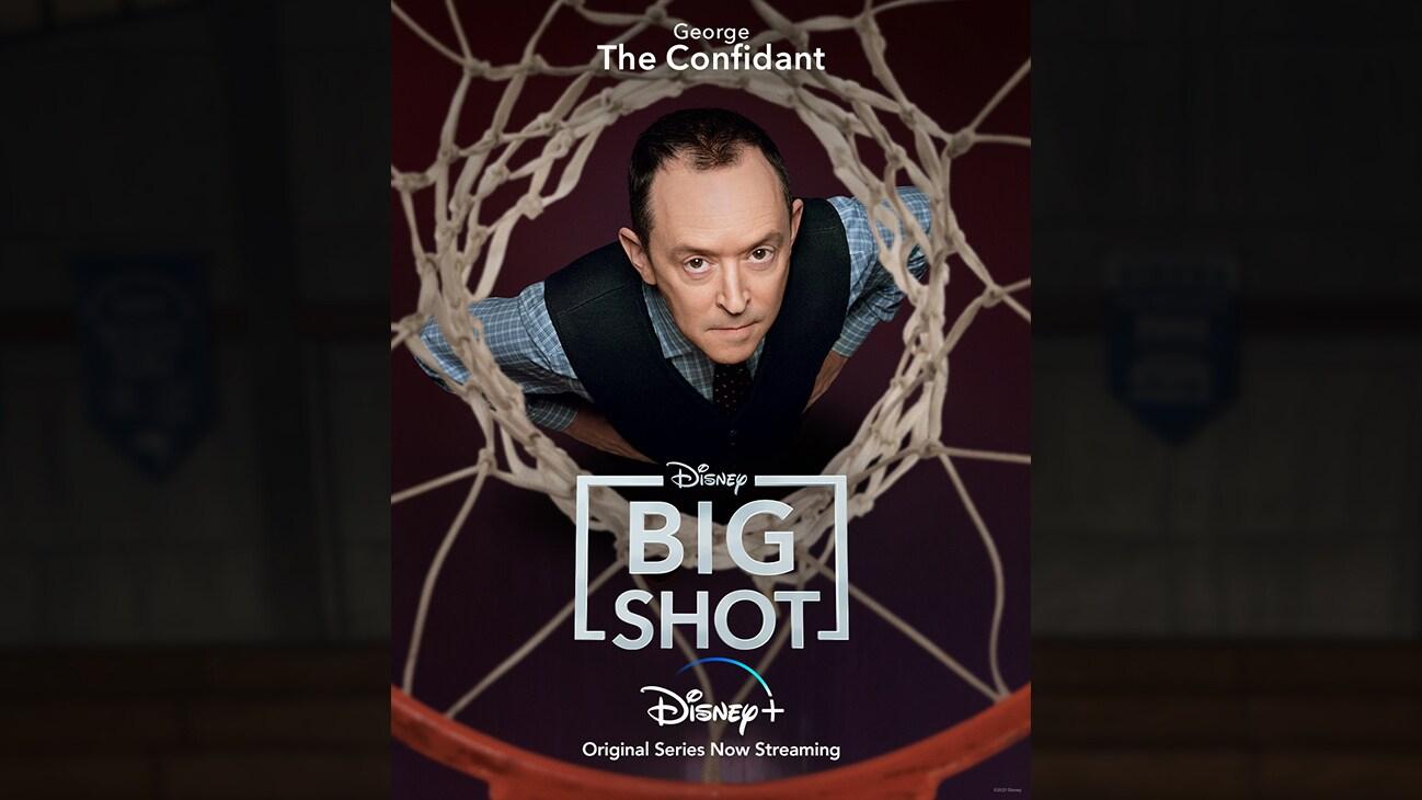 George (actor Richard Robichaux) | The Confidant