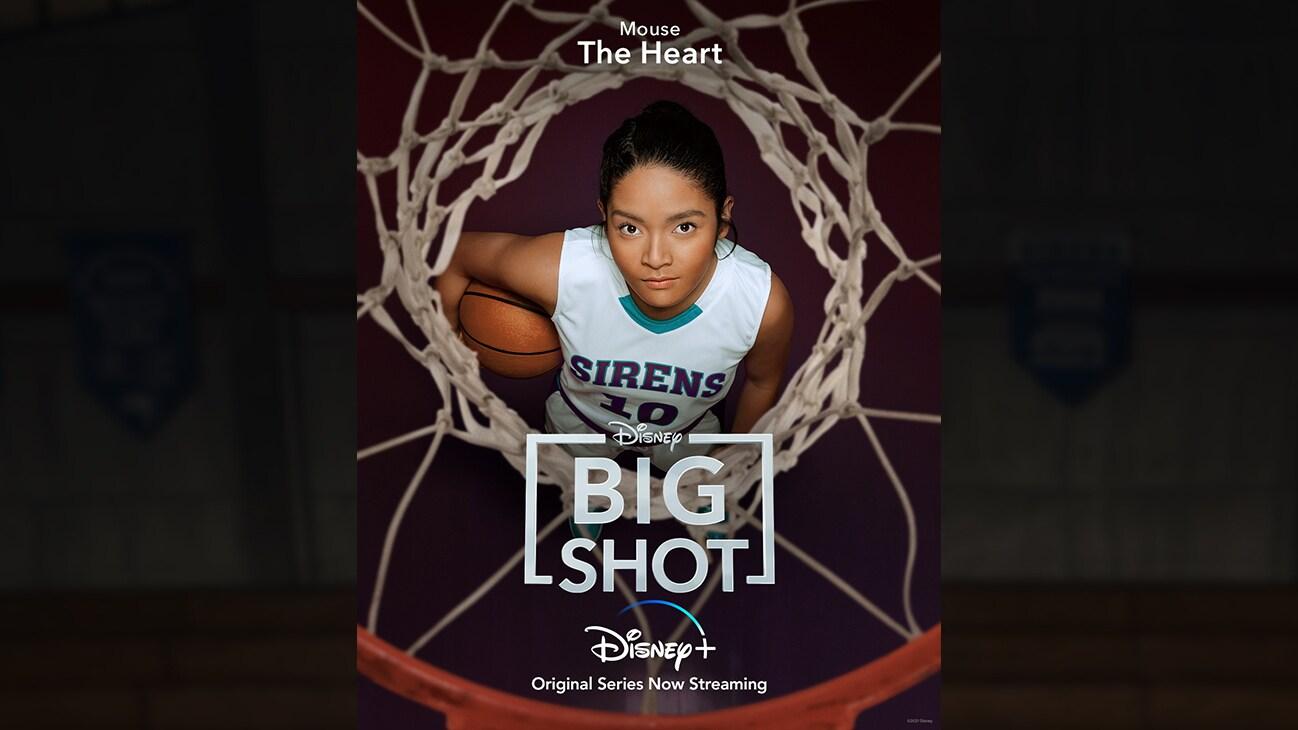 Mouse (actor Tisha Custodio) | The Heart