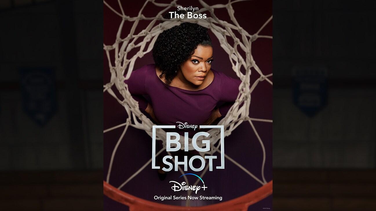 Sherilyn (actor Yvette Nicole Brown) | The Boss