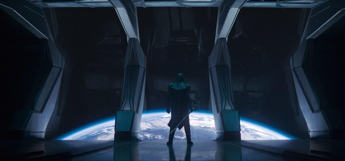 Lee Pace (Ronan) in Marvel Studios' Captain Marvel