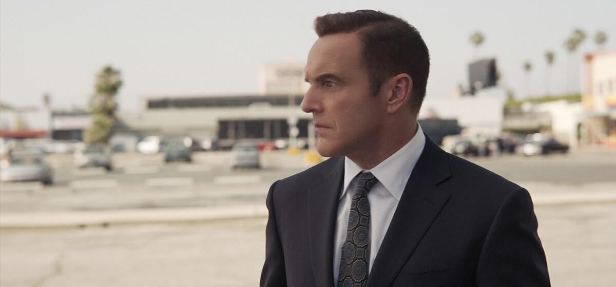 Clark Gredd (Agent Coulson) in Marvel Studios' Captain Marvel