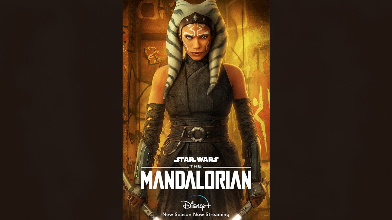 The Jedi. Chapter 13 of #TheMandalorian is now streaming on #DisneyPlus.