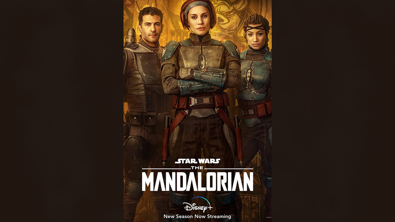 Others with beskar have arrived. Chapter 11 of #TheMandalorian is now streaming on #DisneyPlus.