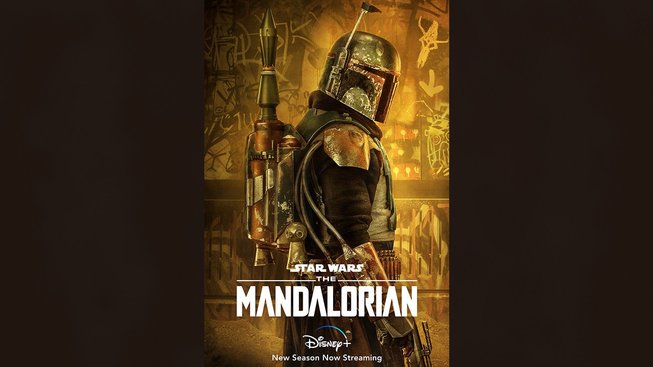 Boba Fett. Chapter 14 of #TheMandalorian is now streaming on #DisneyPlus.