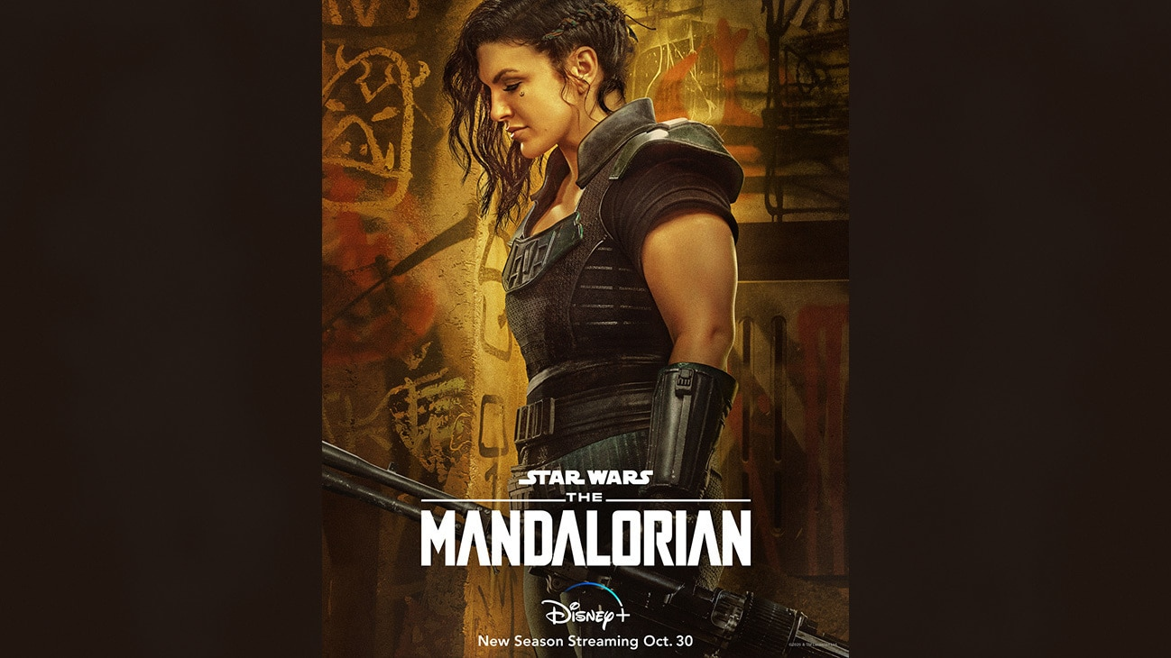 Cara Dune | Check out the new character art for #TheMandalorian and start streaming the new season Oct. 30 on #DisneyPlus.