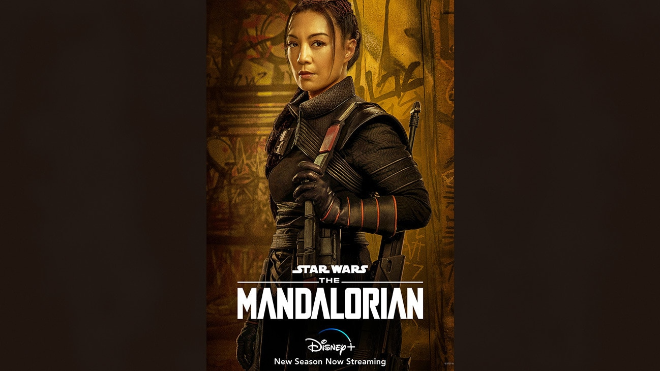 Fennec Shand. Chapter 15 of #TheMandalorian is now streaming on #DisneyPlus.