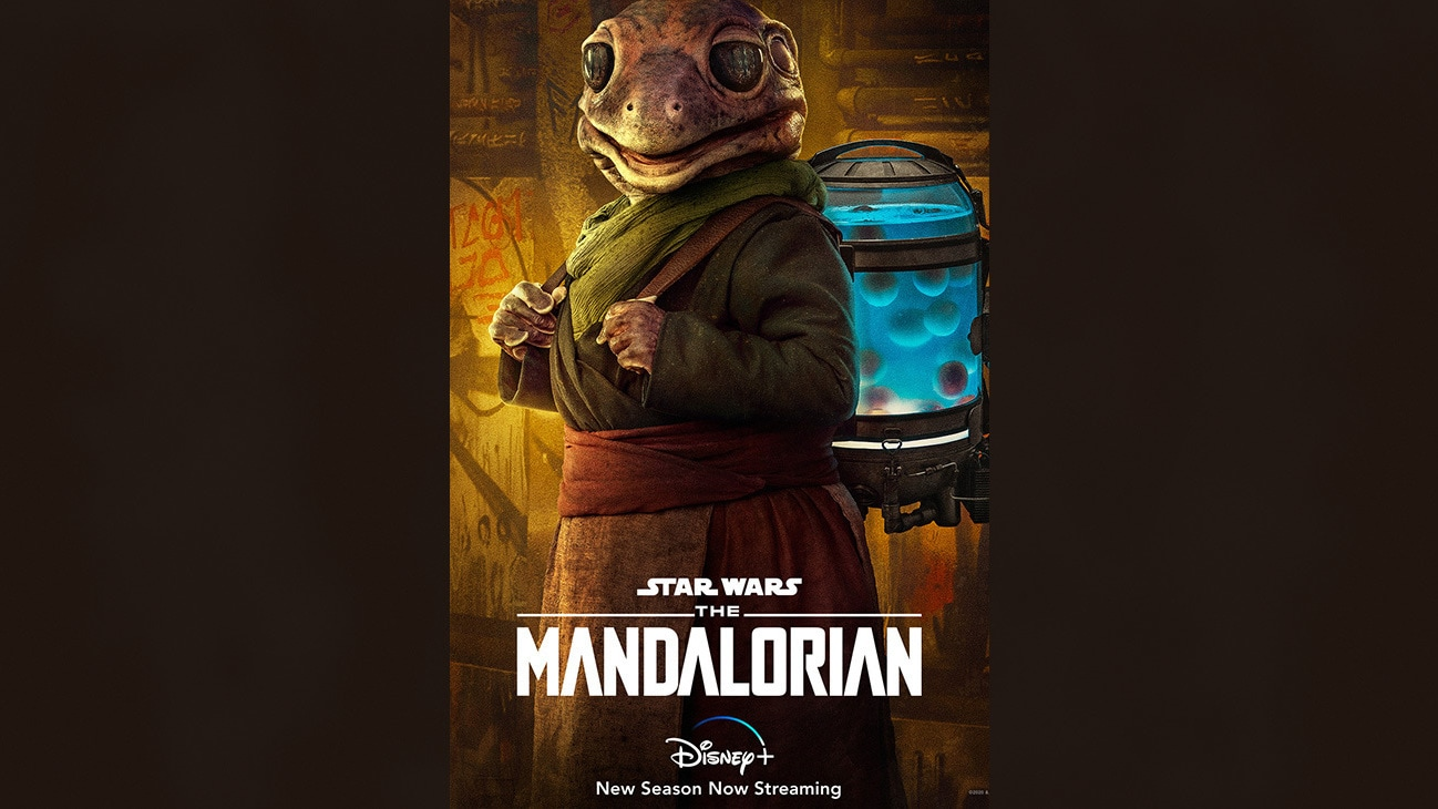 Welcome a new passenger. Chapter 10 of #TheMandalorian is now streaming on #DisneyPlus.