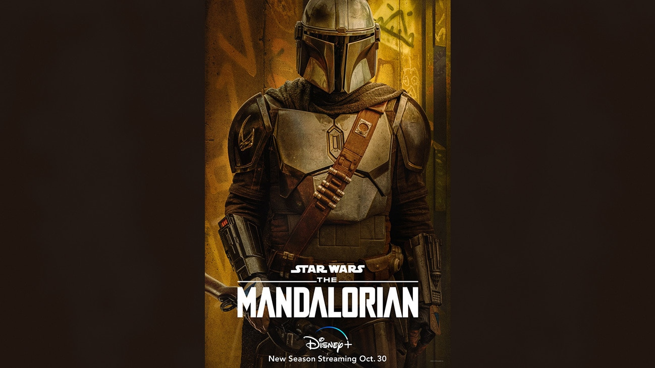 The Mandalorian | Check out the new character art for #TheMandalorian and start streaming the new season Oct. 30 on #DisneyPlus.