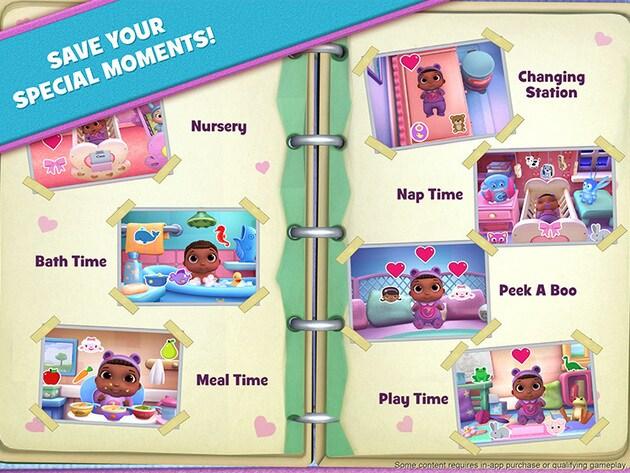Doc Mcstuffins Baby Nursery Gallery Disney Lol