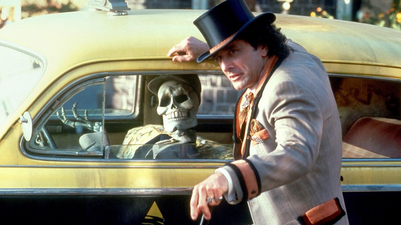 "Robin Thomas from the movie ""Halloweentown"""