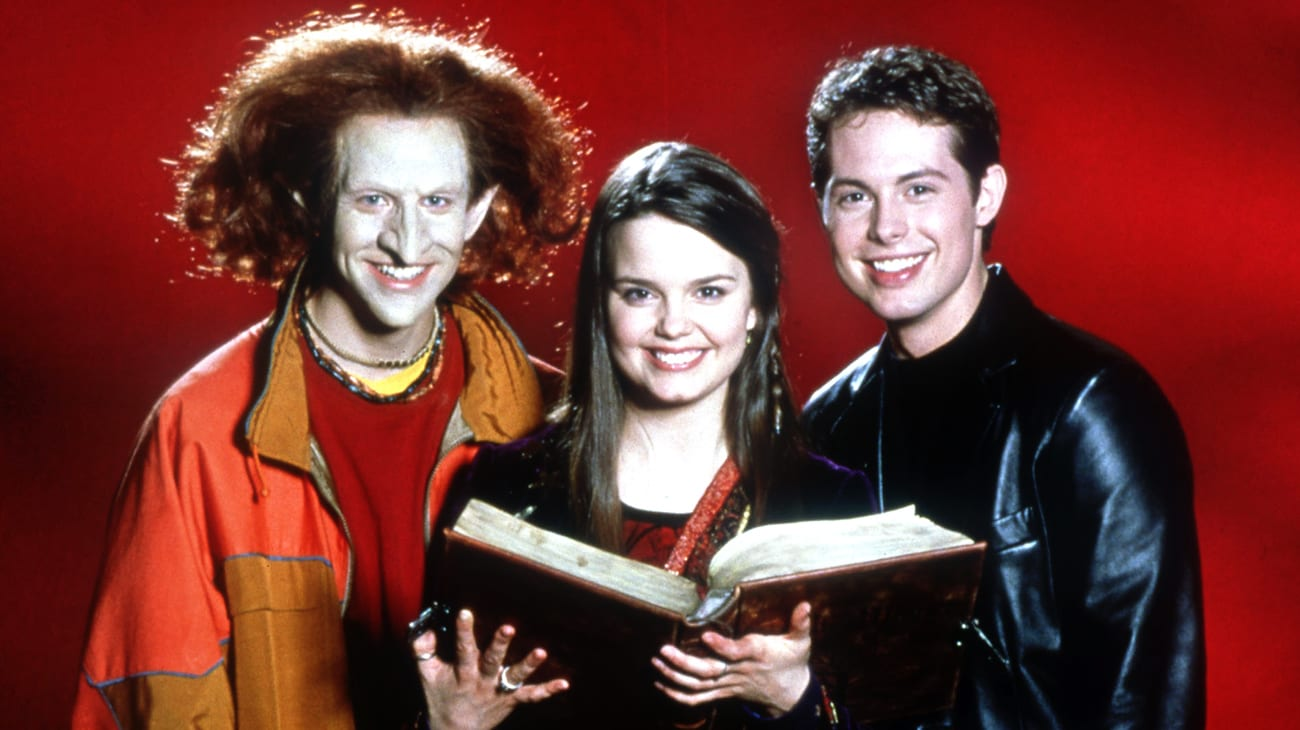 """Characters from the movie """"Halloweentown"""""""