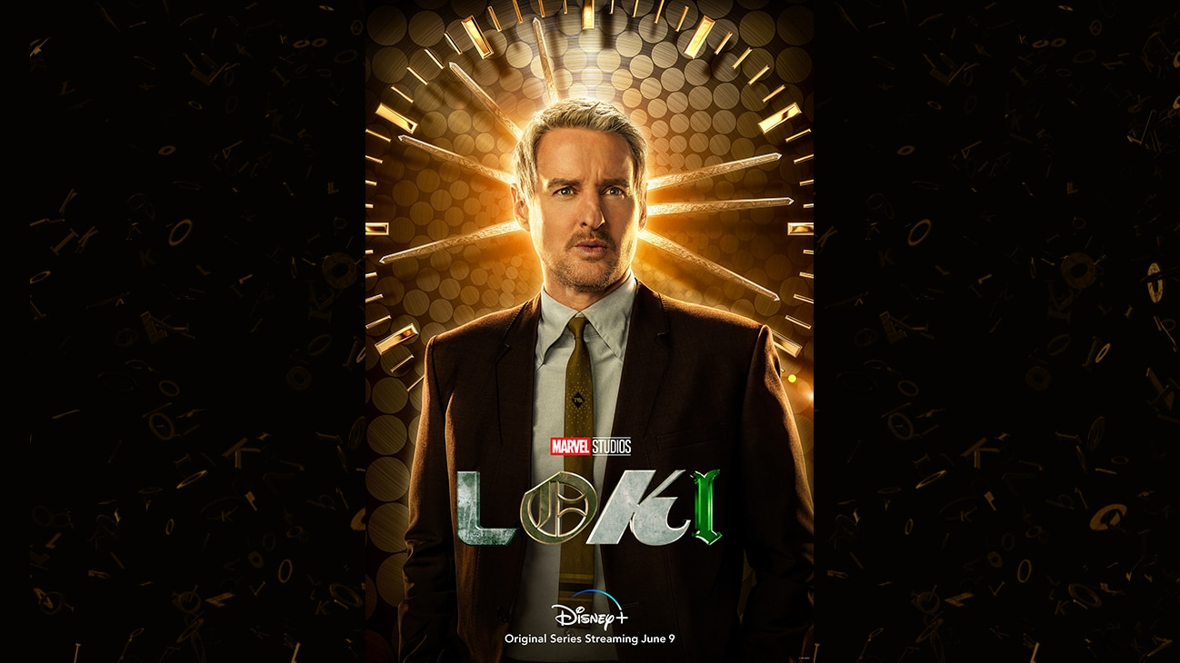Mobius (Owen Wilson) in Marvel Studios' LOKI exclusively on Disney+.