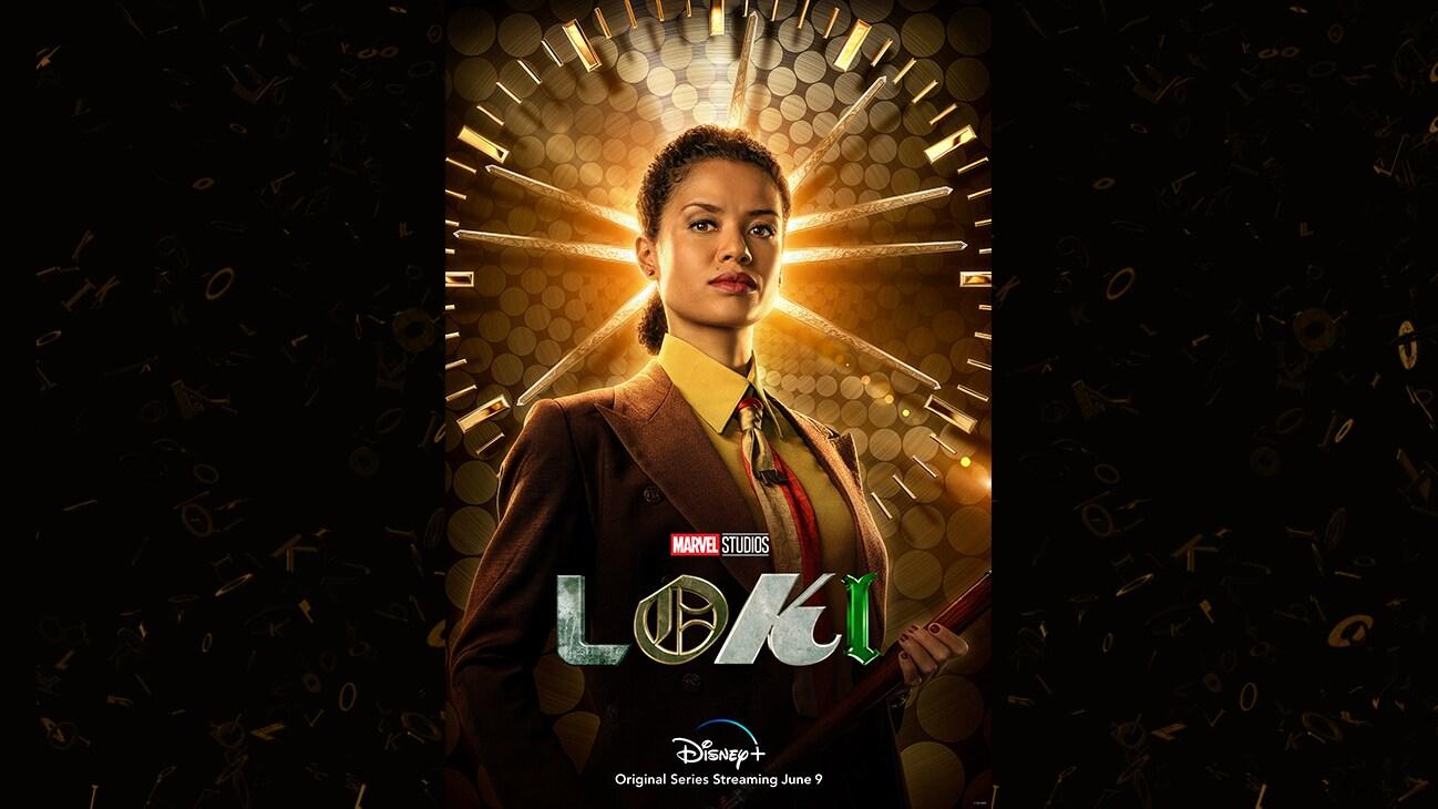 Judge Renslayer (Gugu Mbatha-Raw) in Marvel Studios' LOKI exclusively on Disney+.