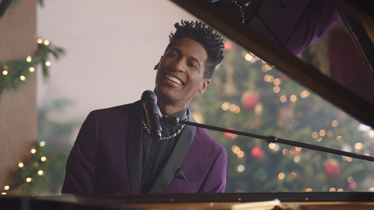 """Jon Batiste, the composer of Disney and Pixar's """"SOUL"""", performs """"It's All Right"""" from """"SOUL"""" and """"Have Yourself a Merry little Christmas"""" from his home. """"The Disney Parks Magical Christmas Celebration"""" airs on ABC on Dec. 25, 10am-12pm ET. And be sure to watch """"SOUL"""", coming to Disney+ Christmas Day."""