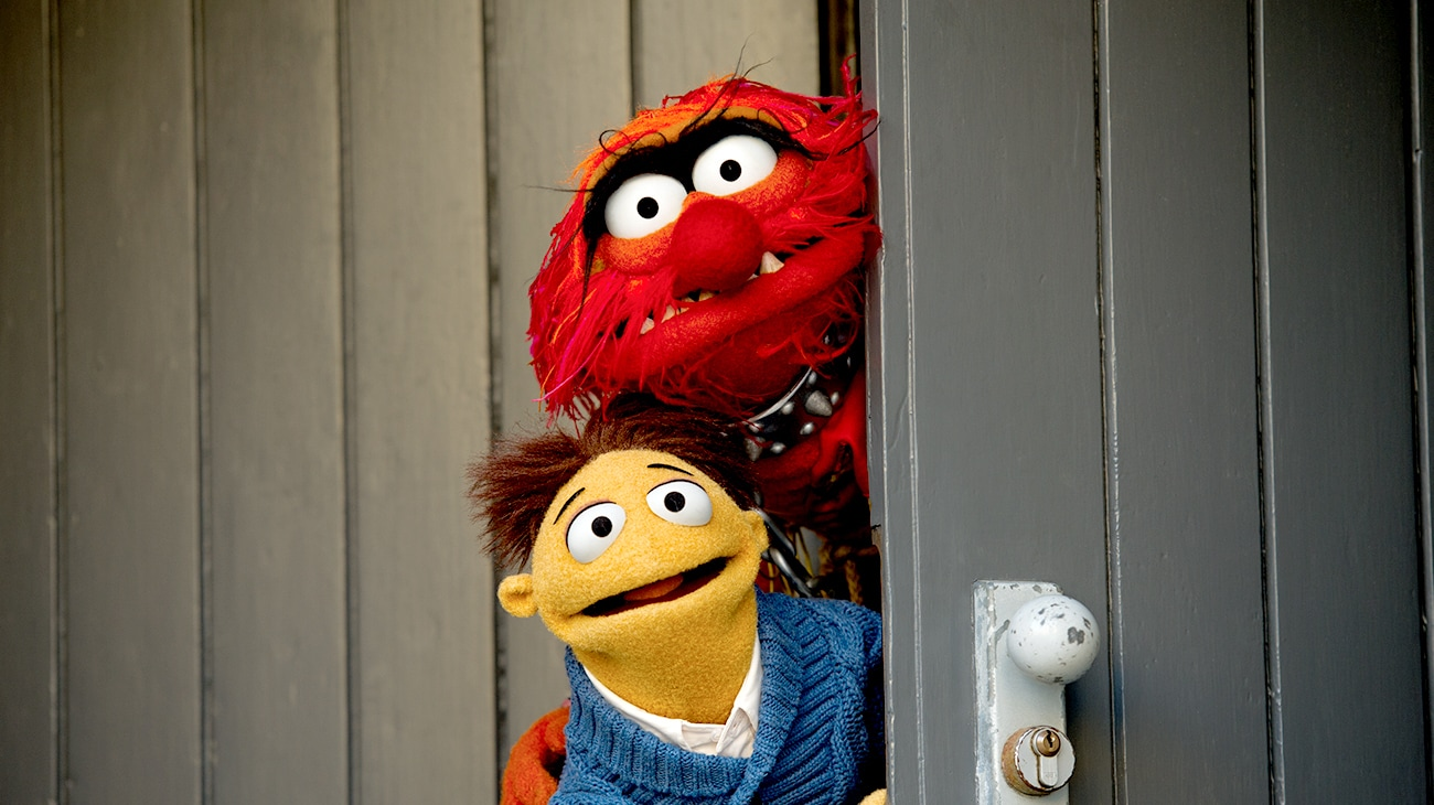 """Monster in """"Muppets Most Wanted"""""""