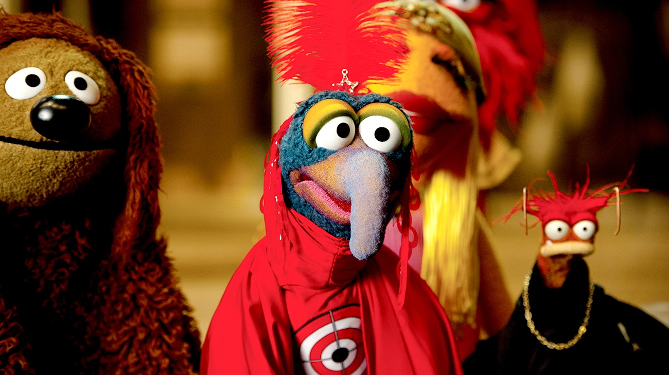 """Gonzo in """"Muppets Most Wanted"""""""