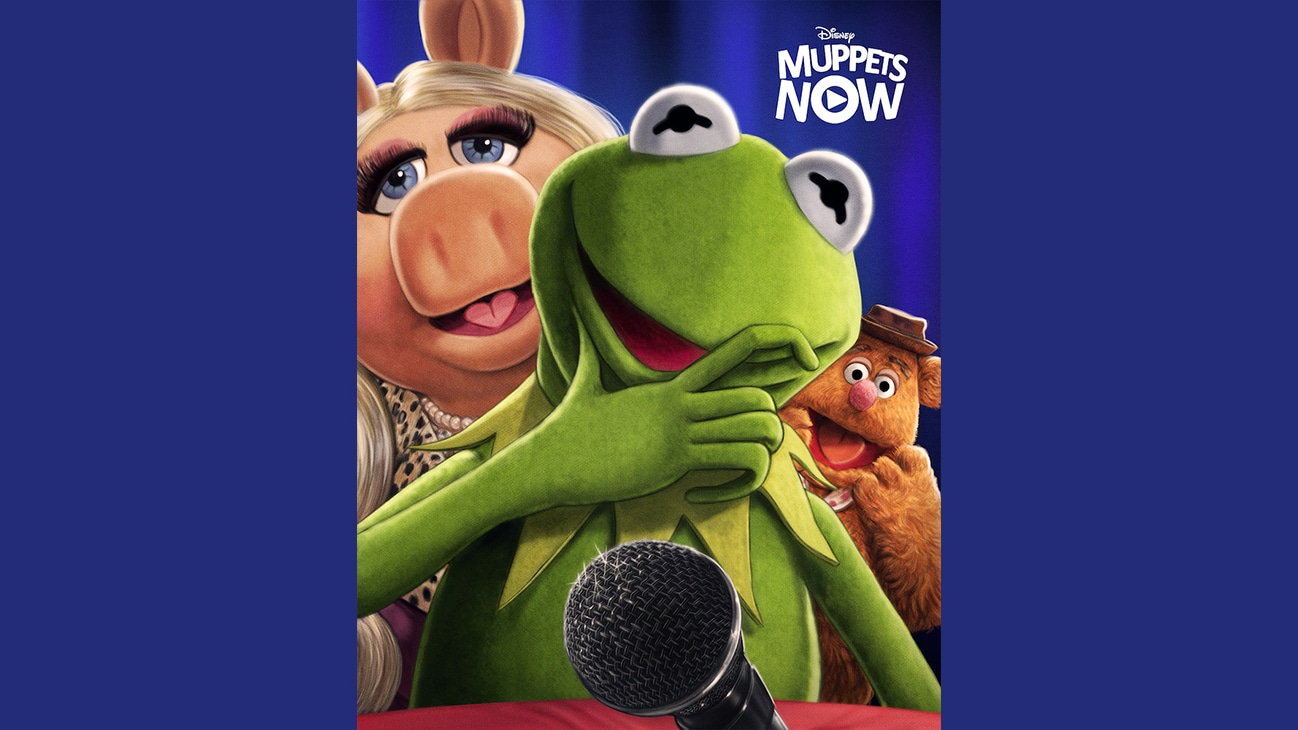 Muppets Now Characters