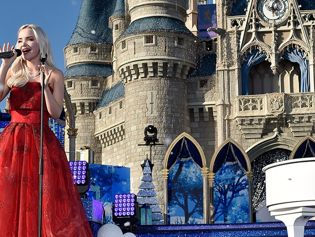 Special guest performer Dove Cameron