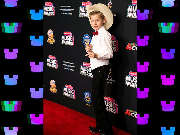 Our favorite yodeler and RDMA presenter, Mason Ramsey!
