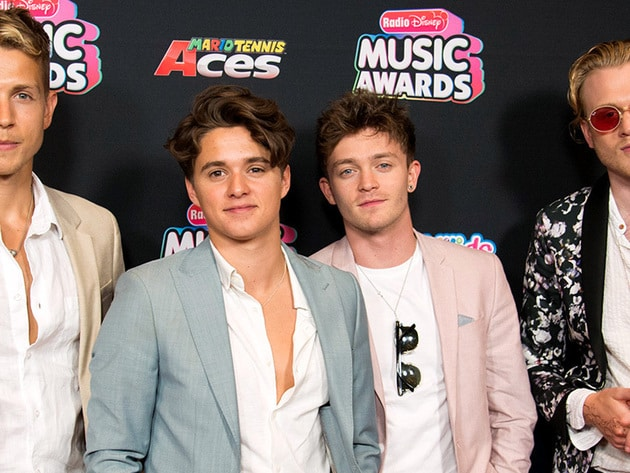 It's The Vamps back on the RDMA red carpet!