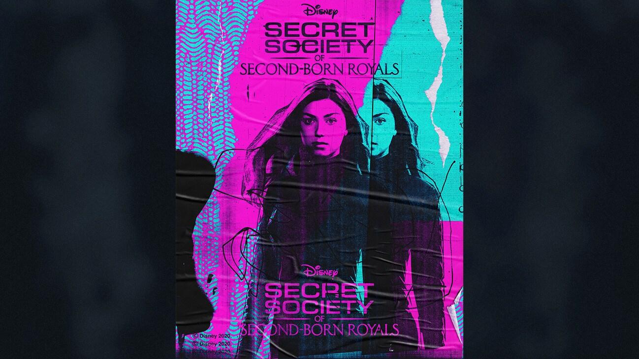 Secret Society of Second-Born Royals | January