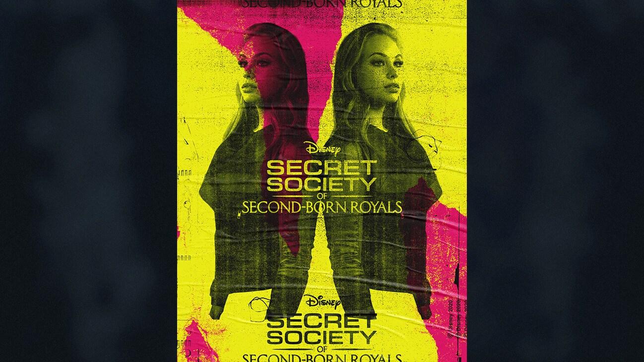 Secret Society of Second-Born Royals | Roxana
