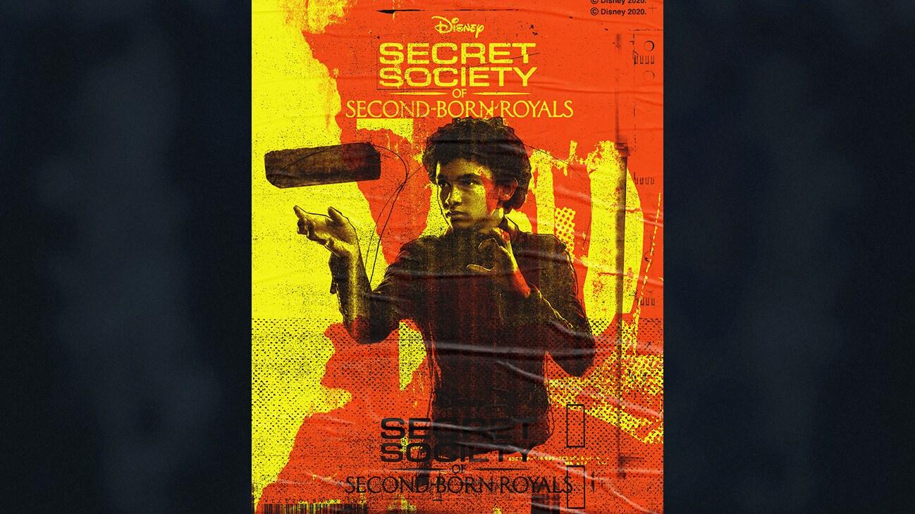 Secret Society of Second-Born Royals | Matteo