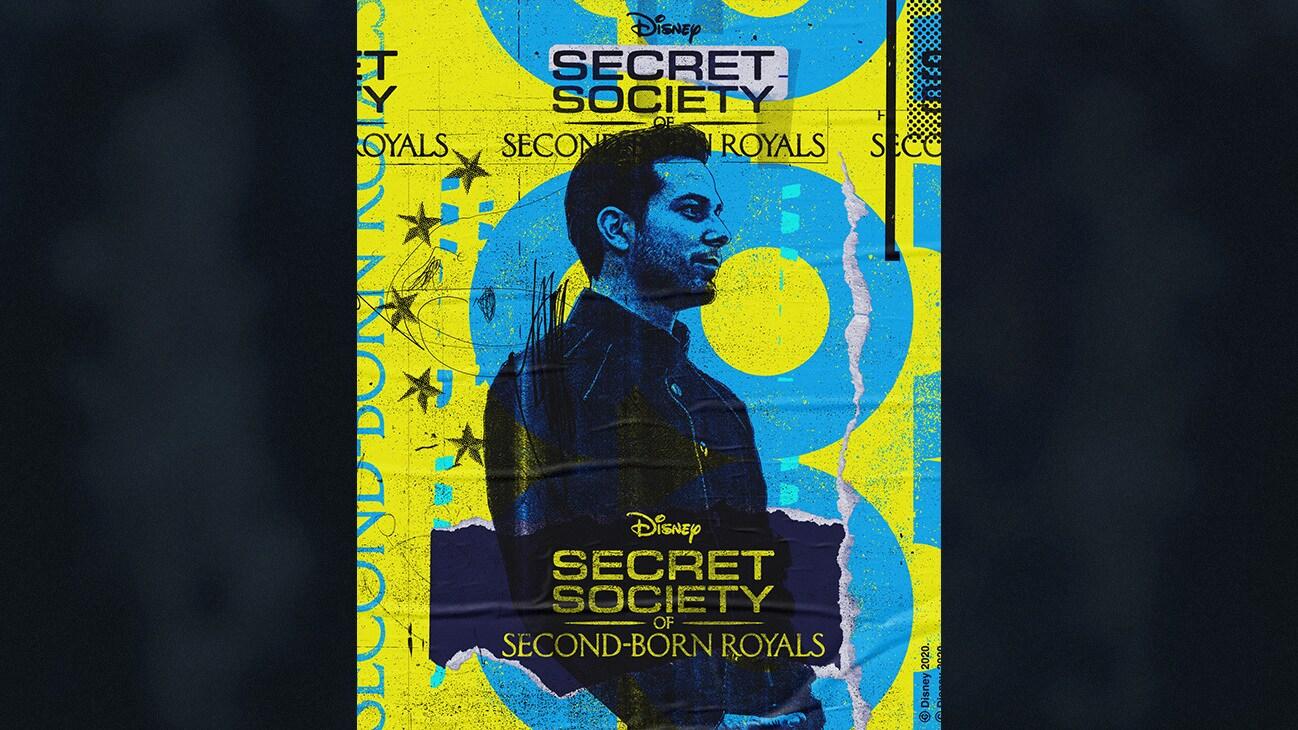 Secret Society of Second-Born Royals | James