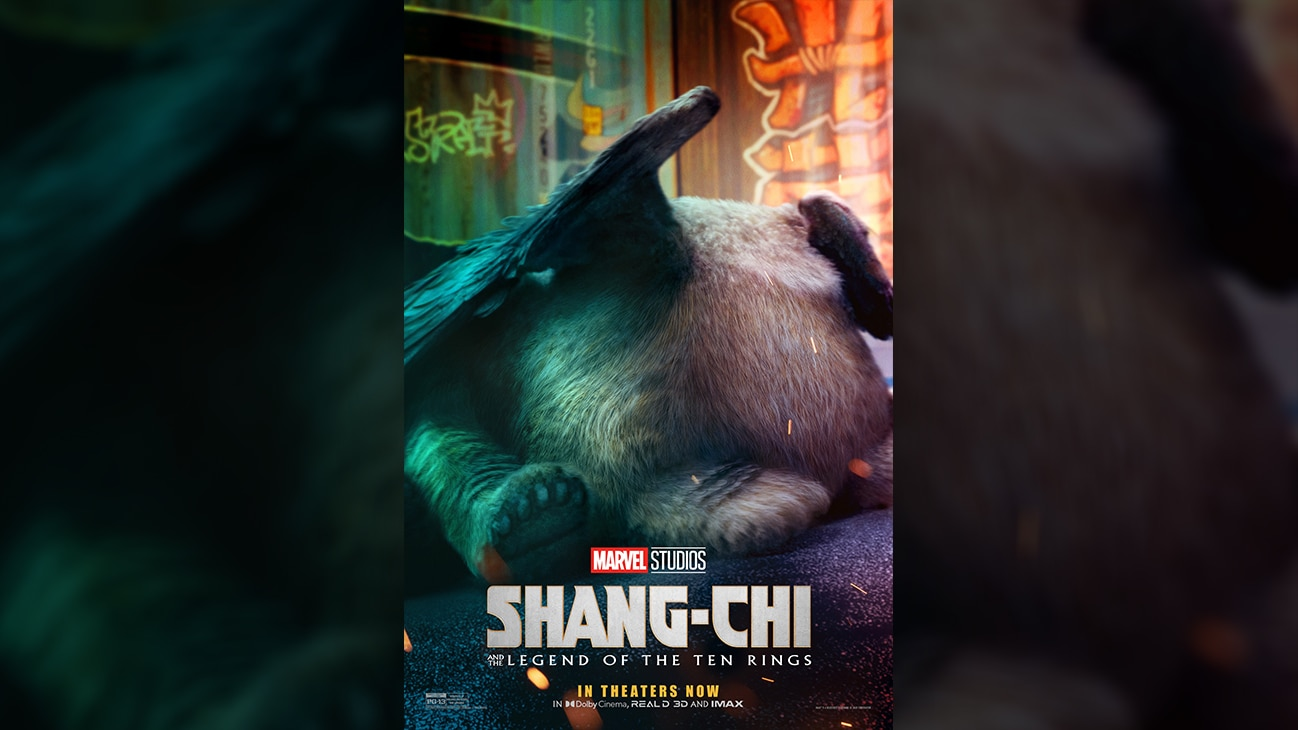 Morris movie poster image from Marvel Studios' Shang-Chi and the Legend of the Ten Rings.
