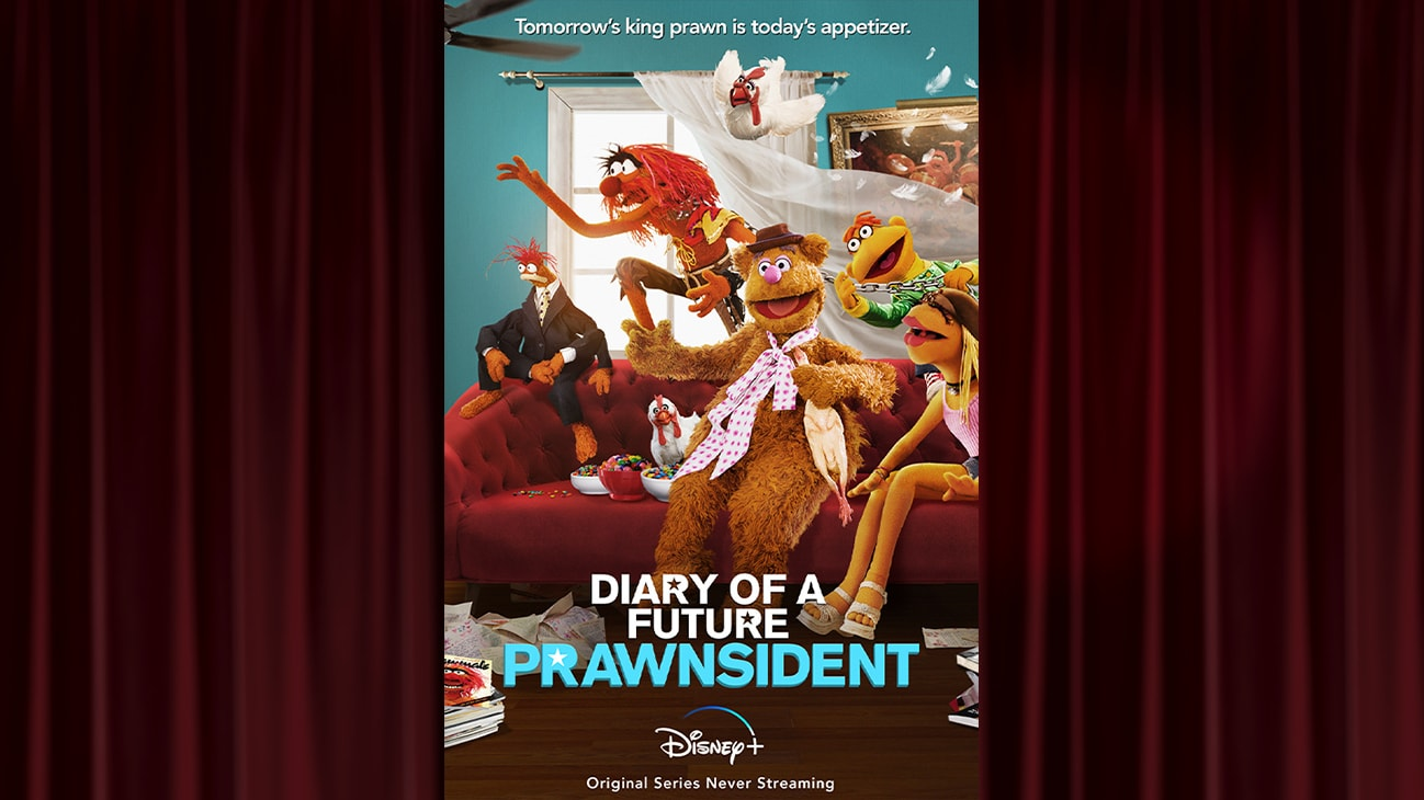 Never Streaming on Disney+ - 'Diary of a Future Prawnsident'