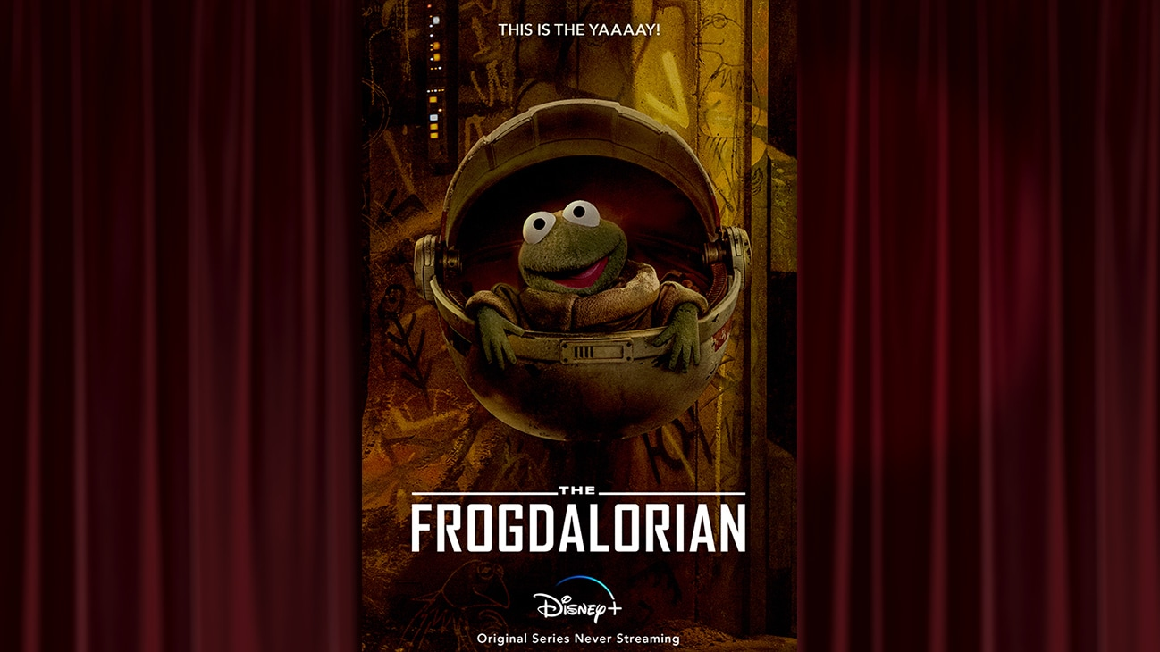 Never Streaming on Disney+ - 'The Frogdalorian'
